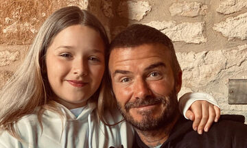 David Beckham: Η λατρεία για την κόρη του και οι φώτο που το αποδεικνύουν