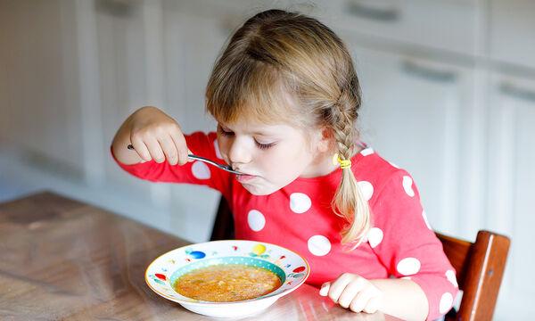 Ποια είναι τα οφέλη της σούπας στη διατροφή των παιδιών;