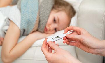 Health Line: Το παιδί μου έχει πυρετό & πονόλαιμο τι να κάνω;