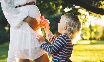 Τι πρέπει να γνωρίζετε αν περιμένετε δεύτερο παιδί