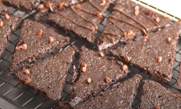 Σοκολατένιες γκοφρέτες που θα ενθουσιάσουν τα παιδιά σας (vid)