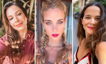 Εννέα διάσημες Ελληνίδες μαμάδες που είναι υπέρμαχοι του μητρικού θηλασμού