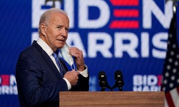 Εκλογές ΗΠΑ 2020: Νέος πρόεδρος της Αμερικής ο Τζο Μπάιντεν