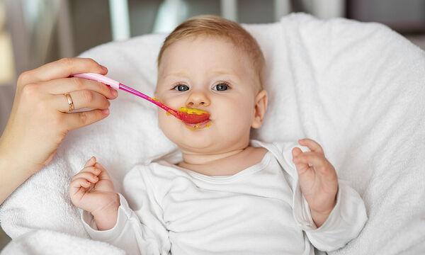 Αυτά είναι τα πέντε καλύτερα λαχανικά για το μωρό σας