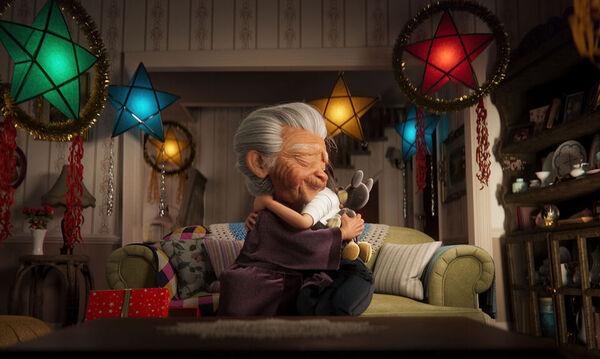 Η χριστουγεννιάτικη διαφήμιση της Disney υποστηρίζει το Make-A-Wish και θα σας συγκινήσει