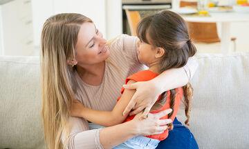 Πέντε αρχές της θετικής ανατροφής των παιδιών