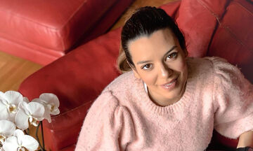 Νικολέττα Ράλλη: Βόλτα με τη μπέμπα της εν μέσω καραντίνας