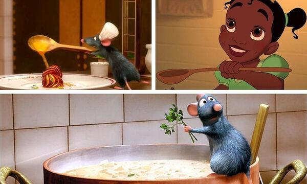 Μεταφέρει στην κατσαρόλα της φαγητά των ταινιών Disney κι έχει γίνει διάσημη