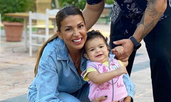 Ελένη Χατζίδου: Η περπατόπιτα της κόρης της και η απίθανη φώτο της Μελίτας
