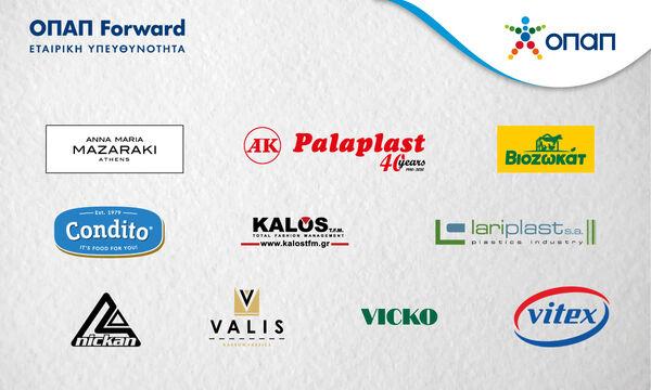 Δέκα νέες μικρομεσαίες επιχειρήσεις στον τέταρτο κύκλο του προγράμματος ΟΠΑΠ Forward
