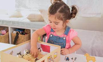 DIY: Φτιάξτε παιχνίδια για τα παιδιά με παλιές κούτες παπουτσιών (vid)