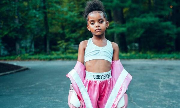 Αυτή η 6χρονη έγινε viral με τον χορό της (vid)