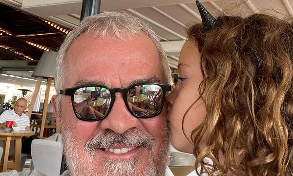 Γιώργος Λύρας: Δείτε τι έκανε και πού πήγε με την κόρη του Ηλέκτρα