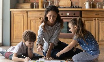 Δημιουργικές μέρες καραντίνας COVID-19 με τα παιδιά μας