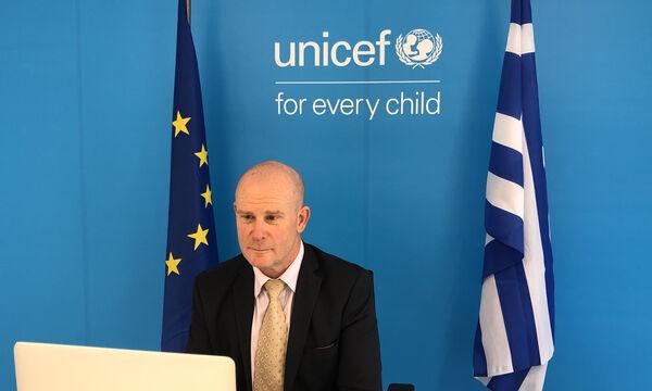 Η UNICEF ανακοινώνει την ίδρυση γραφείου στην Ελλάδα, με αφορμή την Παγκόσμια Ημέρα Παιδιού