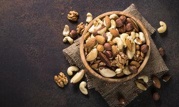 Ξηροί καρποί: Οι πιο υγιεινοί & τα θρεπτικά συστατικά τους (εικόνες)