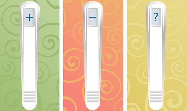 Πότε να κάνετε το τεστ εγκυμοσύνης για να είναι αξιόπιστο το αποτέλεσμα;