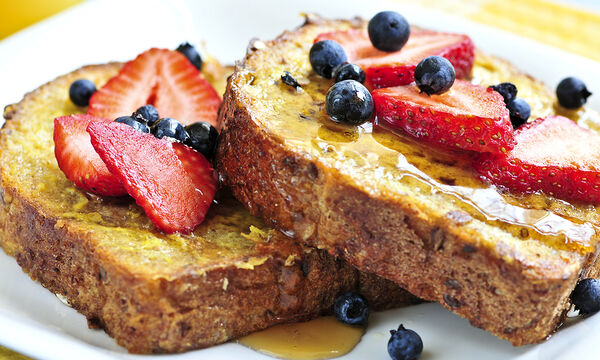 #FrenchToastDay: Γιορτάζουμε την ημέρα του γαλλικού τοστ με μία συνταγή