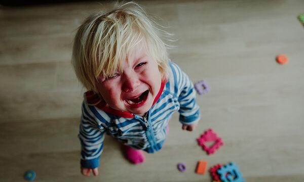 Άγχος νηπίου: Οι τρεις ενδείξεις που πρέπει να γνωρίζετε
