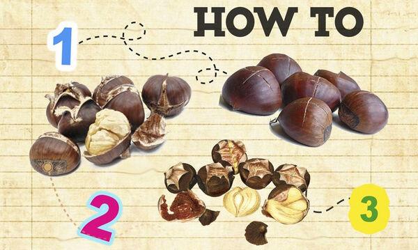 Tips μαγειρικής από τον Άκη: Πώς ψήνουμε τα κάστανα;