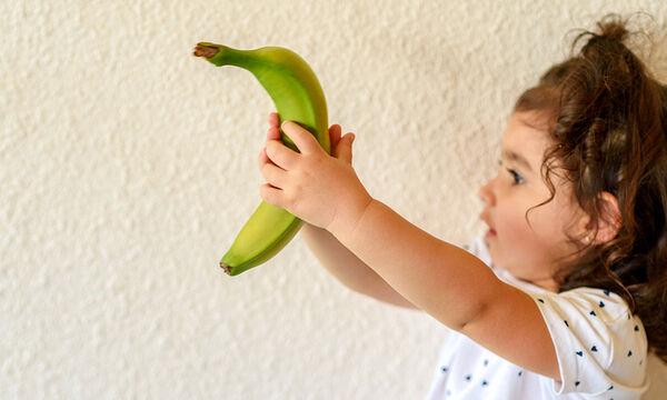 Μπανάνα: Γνωρίστε τα απίθανα οφέλη της στην υγεία των παιδιών