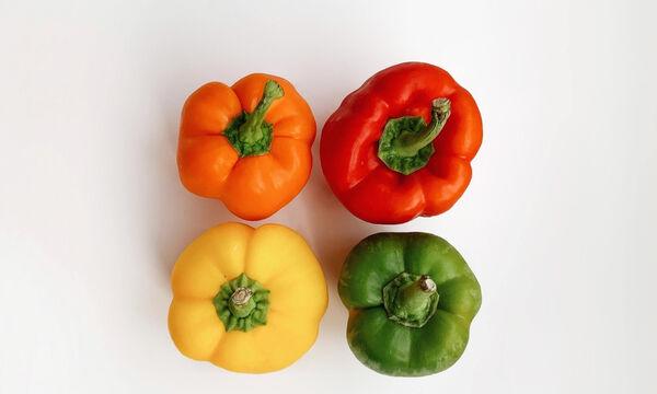 Οι χρωματιστές πιπεριές δουν θεραπευτικά για το δέρμα σου