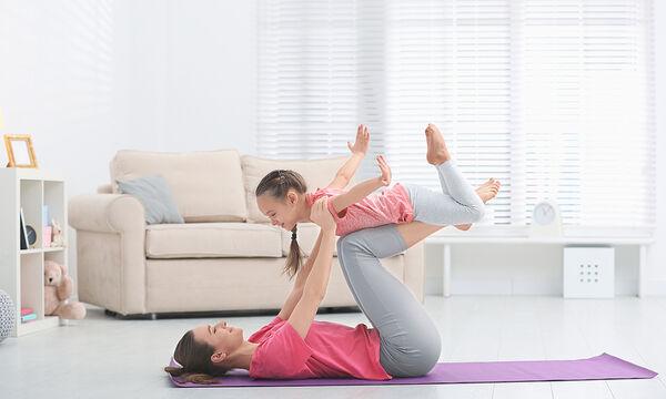 Γυμναστική για μαμάδες: Έτσι θα αποκτήσετε λεπτή κοιλιά (vid)