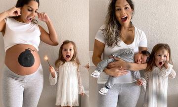 Αυτή η μαμά έχει χιούμορ & οι φωτογραφίες με τα παιδιά της το αποδεικνύουν