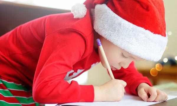 «Γράψε ένα γράμμα στον Άγιο Βασίλη»