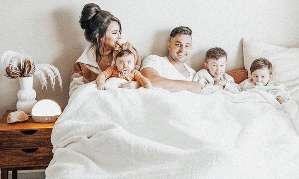 Η ζωή με τρία παιδιά στο σπίτι κάτω των 5 ετών (pics)