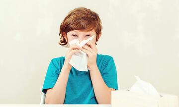 Γρίπη στα παιδιά:Υπάρχουν συμπτώματα που πρέπει να ανησυχήσουν τους γονείς;