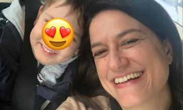 Νίκη Κεραμέως: Έτσι περνά με τους γιους της στην καραντίνα (pics)