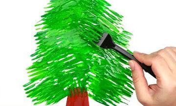 Ζωγραφική για παιδιά: Εύκολα tips για χριστουγεννιάτικες δημιουργίες