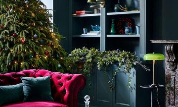 Peacock blue: Η τάση για εκλεπτυσμένη χλιδή είναι ό,τι χρειάζεσαι αυτά τα Χριστούγεννα