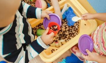 DIY montessori κατασκευές για παιδιά 2 ετών (vid)