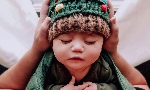 Μωράκια φοράνε τα χειμωνιάτικά τους και είναι αξιολάτρευτα (pics)