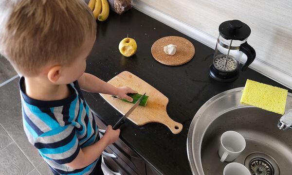 Μοντεσσοριανή εκπαίδευση στο σπίτι: Δραστηριότητες για παιδιά 2-4 ετών