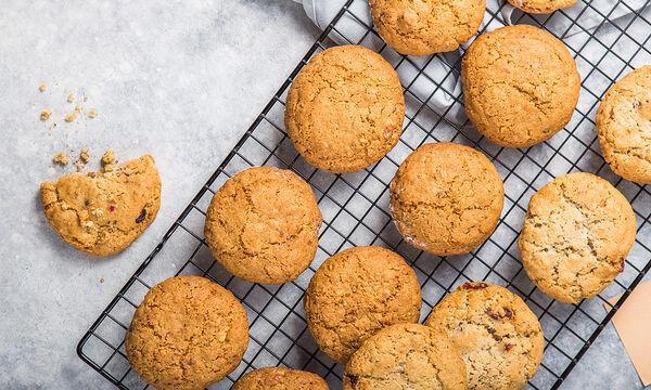 #CookieDay: Γιορτάζουμε την Ημέρα Μπισκότου με τέσσερις συνταγές