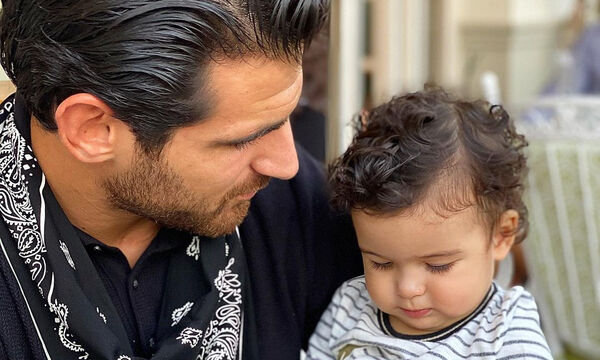 Ετεοκλής Παύλου: Αυτή η φωτογραφία της κόρης του θα σας συγκινήσει