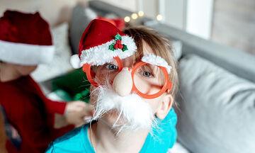Τέσσερα πράγματα που μπορείτε να κάνετε στην καραντίνα με τα παιδιά σας