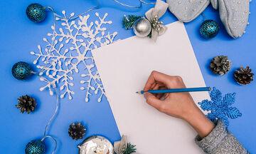 Φτιάξτε πανέμορφες χάρτινες χιονονιφάδες για το δέντρο σε 5 λεπτά (vid)