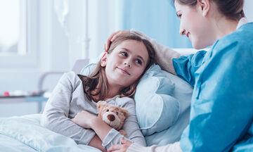Παρωτίτιδα στα παιδιά: Συμπτώματα και αντιμετώπιση