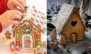 Αυτά είναι τα πιο εντυπωσιακά gingerbread houses του διαδικτύου (pics)