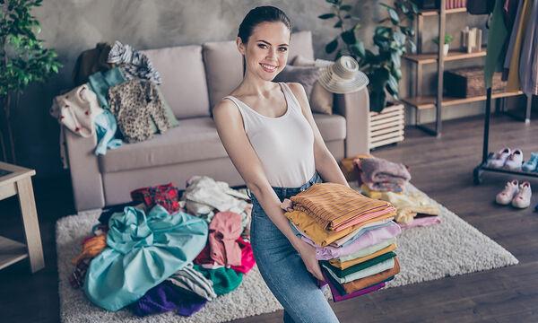 Οκτώ συμβουλές για να έχετε το σπίτι σας πάντα καθαρό και τακτοποιημένο