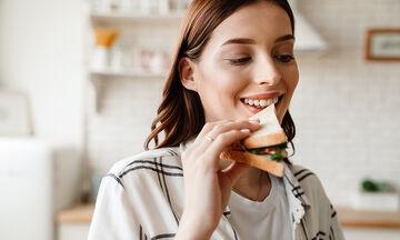 Δέκα συνταγές για υγιεινά σάντουιτς και με λίγες θερμίδες