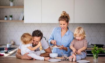 Πανεύκολη συνταγή για pancakes χωρίς γλουτένη για παιδιά με κοιλιοκάκη