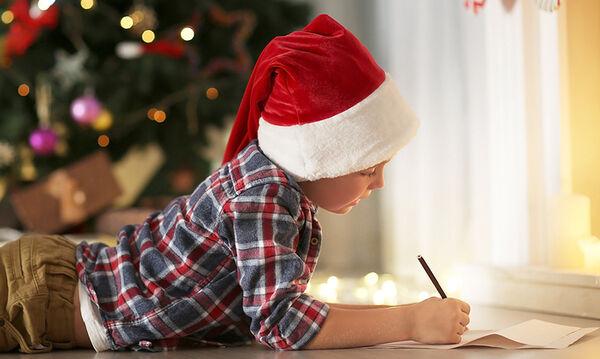 Το γράμμα του μικρού Jonah στον Άγιο Βασίλη θα σας συγκινήσει