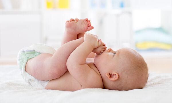 Αίμα στις κενώσεις του μωρού: Τα τέσσερα πιο συνήθη αίτια