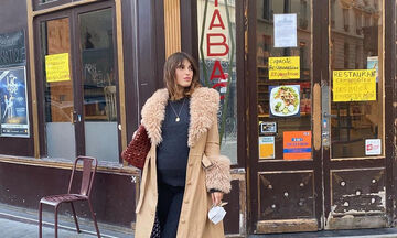 Pregnancy Style:Πώς να ντυθείτε σαν αυθεντικές Παριζιάνες & στην εγκυμοσύνη