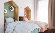 Σαράντα πέντε φανταστικές ιδέες για κοινό παιδικό δωμάτιο (vid)